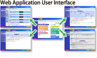 Web Application User Interface